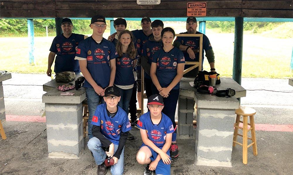 Precision Dragon Elite Youth Shooting Team