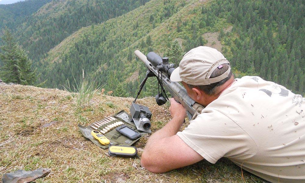 Kestrel Meters: Training Tool for Better Long Range Shooting