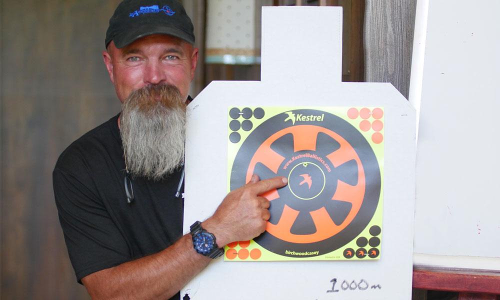 Long-Range Shooting Tips with Todd Hodnett
