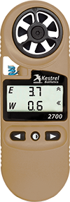 Kestrel Ballistics 2700 Weather Meter