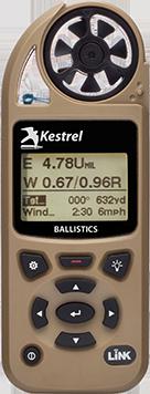 Kestrel 5700 Ballistics Weather Meter