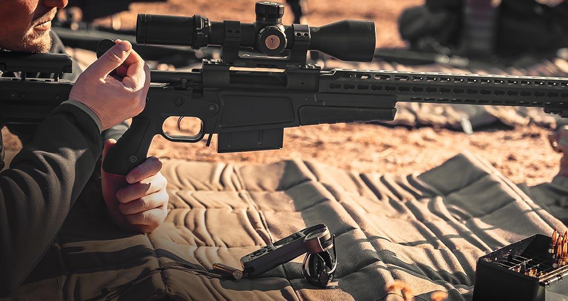Kestrel Ballistics is the Market Leader for PRS Matches