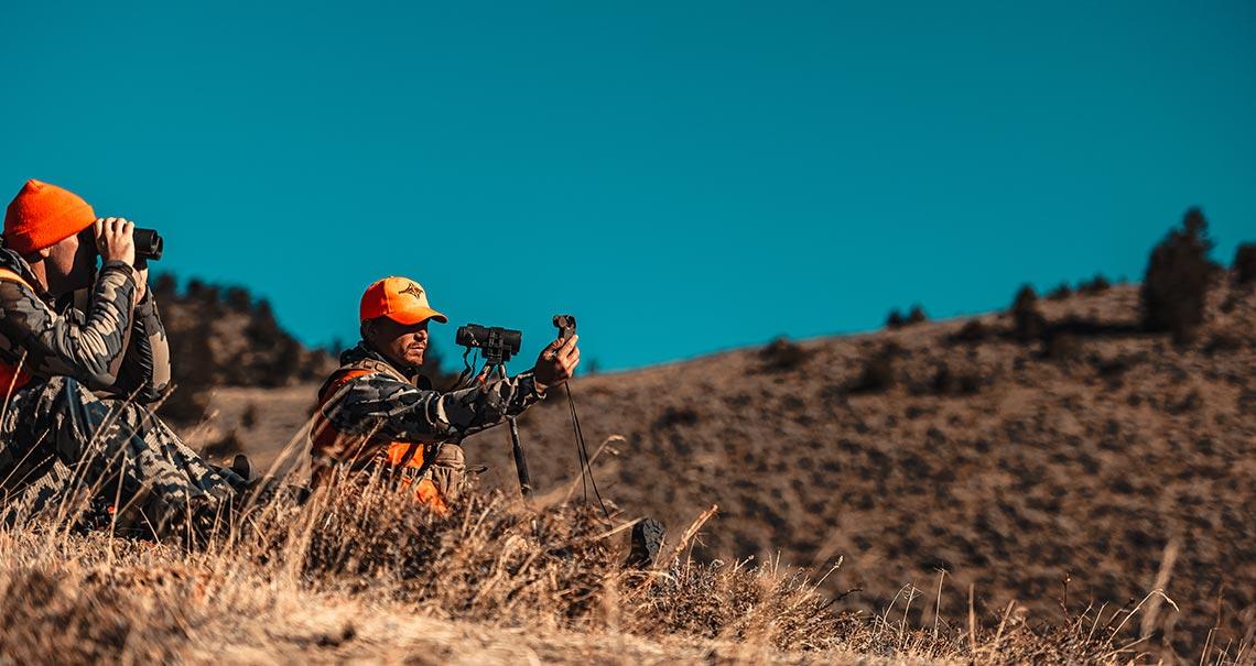 Varmint Hunting with the Kestrel Ballistics line of Meters